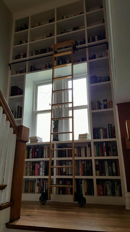Custom Bookshelves in Carol Stream, IL
