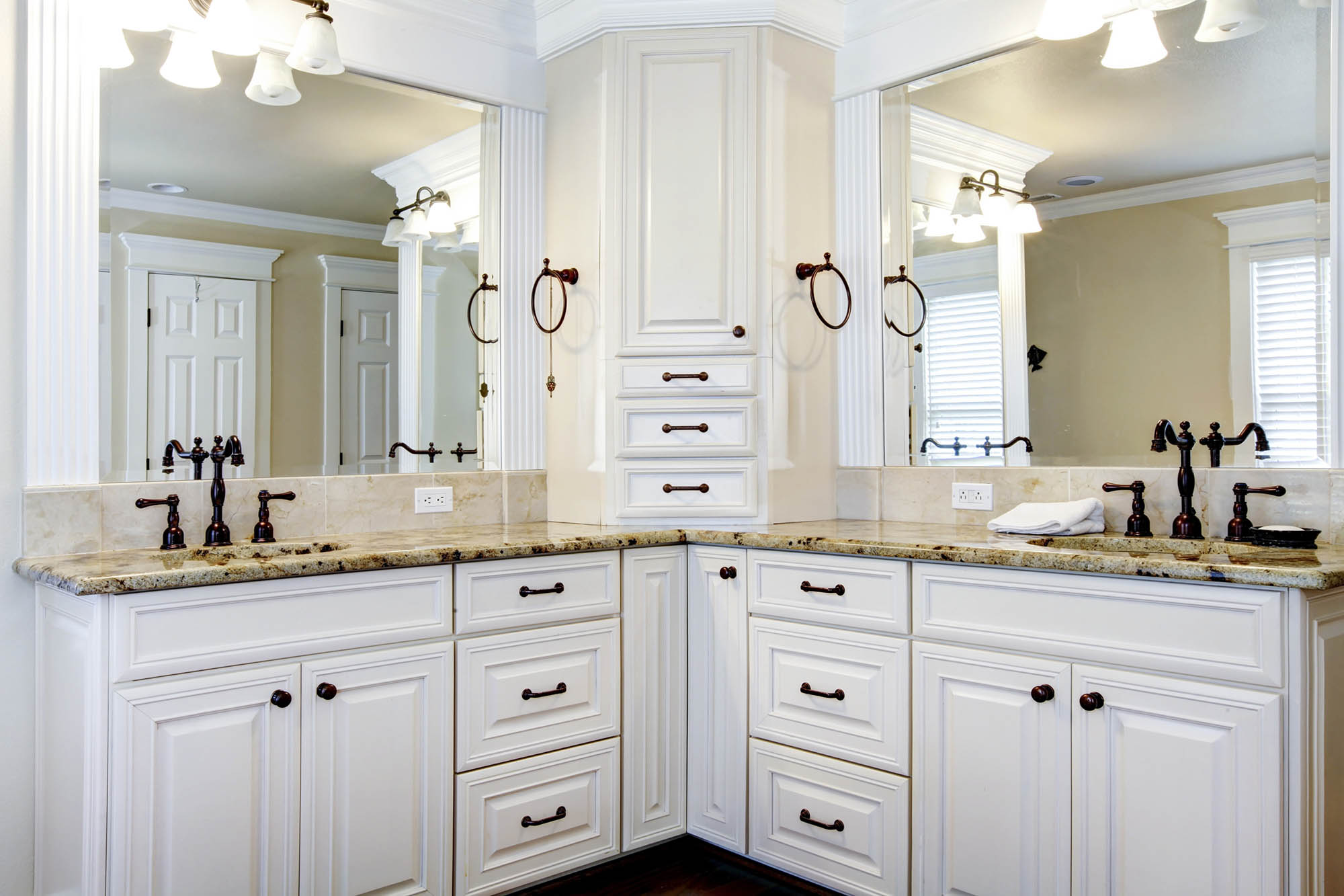Custom Bathroom Vanities Carol Stream, IL