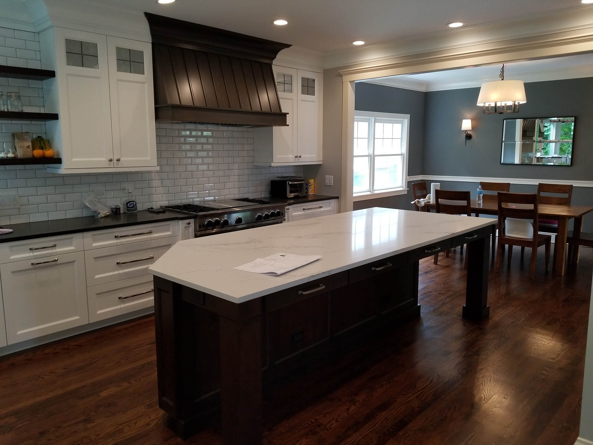 Carol Stream, IL Custom Kitchen Cabinets